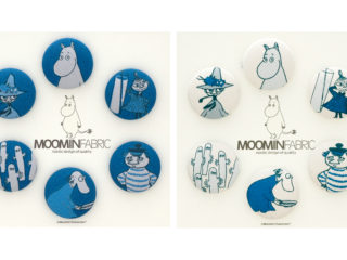 MOOMIN FABRIC GOODS