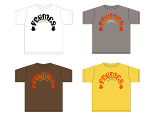 Soul Label Collection 2007 [FLAMES] T-shirts
