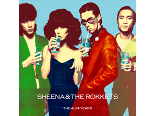 SHEENA & THE ROKKETS