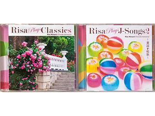 Risa Plays Classics & J-songs