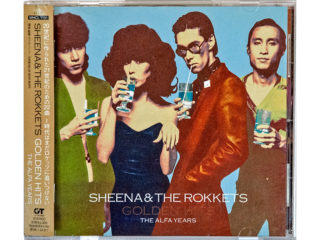 SHEENA & THE ROKKETS / GOLDEN HITS
