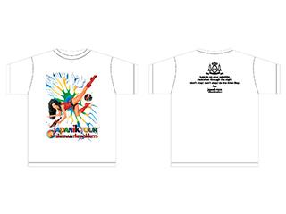 SHEENA & THE ROKKETS  30th ANNIVERSARY / JAPANIK TOUR 2008 T-shirts